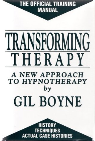 Transforming Therapy by Gil Boyne