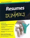 Resumes For Dummies, 6th Edition & Job Search Letters For Dummies Bundle