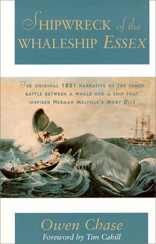 Shipwreck of the Whaleship Essex by Owen Chase
