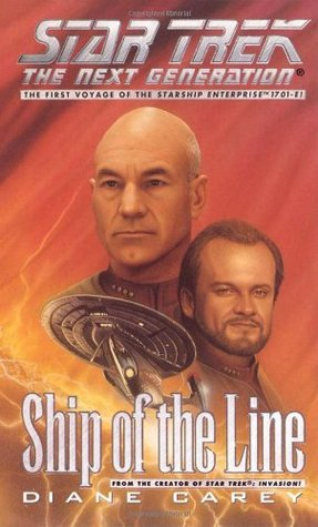 Ship of the Line by Diane Carey