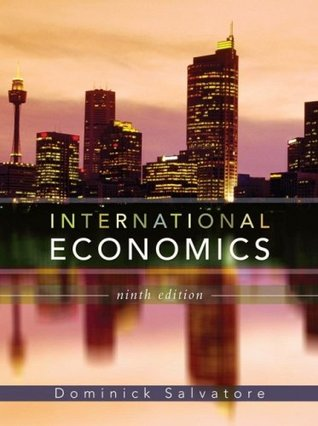 International Economics by Dominick Salvatore