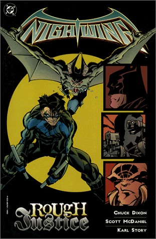 Nightwing, Vol. 2: Rough Justice