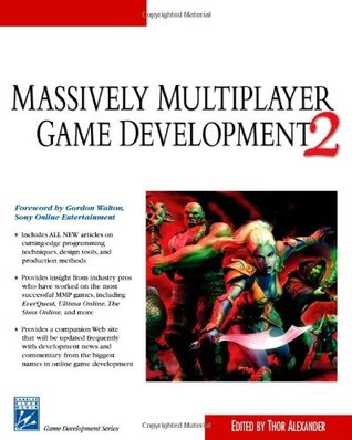 Massively Multiplayer Game Development 2