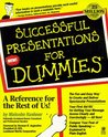 Successful Presentations for Dummies