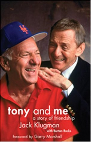 Tony and Me by Jack Klugman