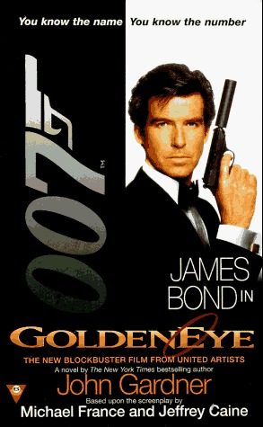 GoldenEye by John          Gardner