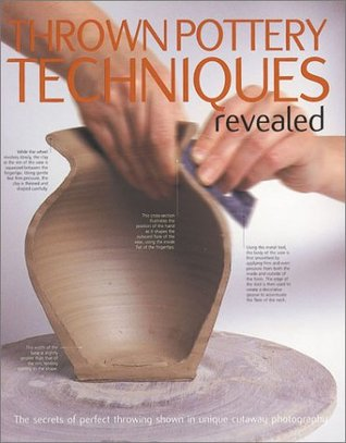 Thrown Pottery Techniques Revealed: The Secrets of Perfect Throwing Shown in Unique Cutaway Photography