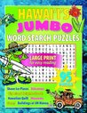 Hawaii's Jumbo Word Search Puzzles