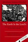 The Earth Is the Lord's: The Inner World of the Jew in Eastern Europe