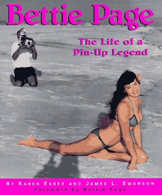Bettie Page by Karen Essex