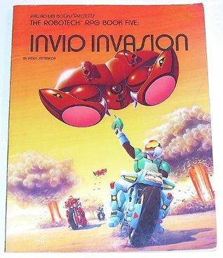 Invid Invasion by Kevin Siembieda