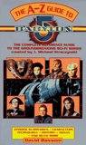 The A to Z Guide of Babylon 5
