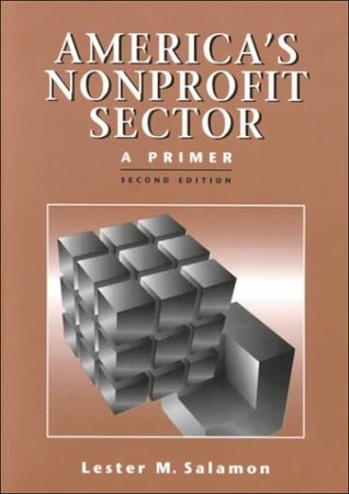 America's Nonprofit Sector by Lester M. Salamon