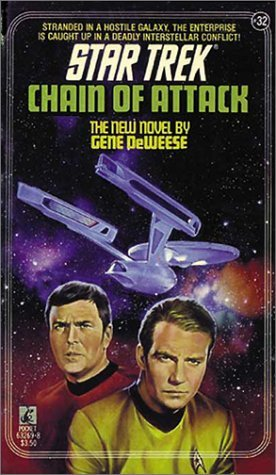 Chain of Attack by Gene DeWeese