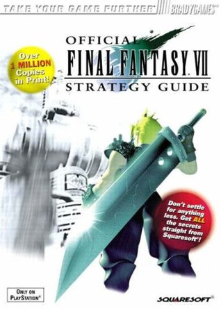 Official Final Fantasy VII Strategy Guide
