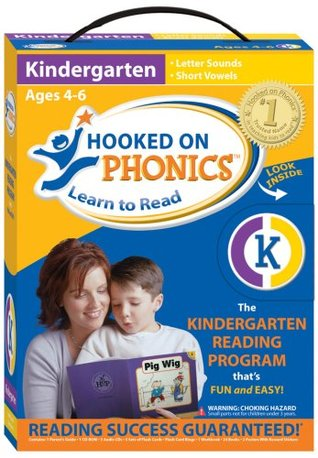 Hooked on Phonics: Learn to Read Kindergarten System