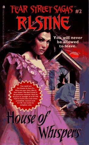 House of Whispers by R.L. Stine