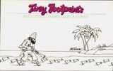 Tiny Footprints by B. Kliban
