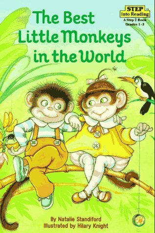 The Best Little Monkeys in the World by Natalie Standiford