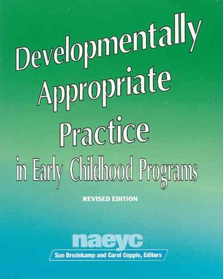 essays on developmentally appropriate practice Developmentally appropriate practices (dap) describe an approach to education that focuses on the child as a developing human being and life.