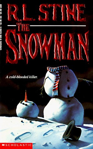 The Snowman (Point Horror, #21)