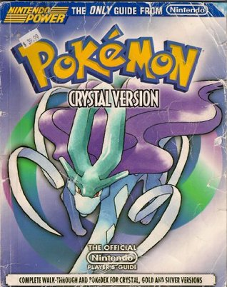 Pokemon Crystal Version: The Official Nintendo Player's ...