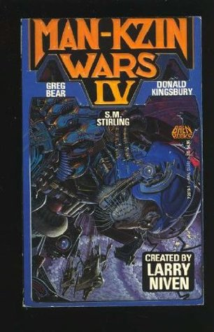 Man-Kzin Wars 4 by Larry Niven