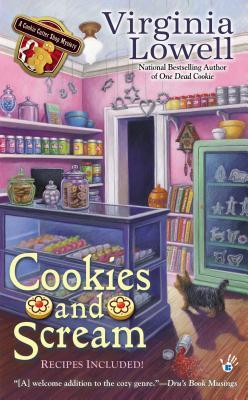 Cookies and Scream (A Cookie Cutter Shop Mystery, #5)