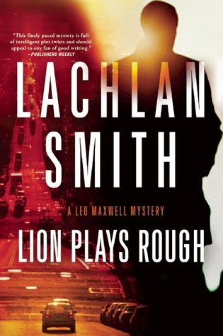 Lion Plays Rough by Lachlan Smith