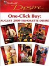 One-Click Buy: August 2009 Silhouette Desire