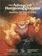 Download Manual of the Planes (Advanced Dungeons & Dragons ) by Jeff Grubb PDF