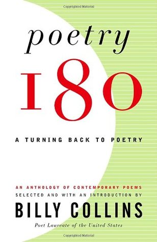 Poetry 180 by Billy Collins