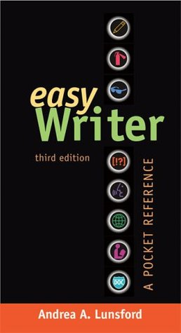 Easy Writer by Andrea A. Lunsford