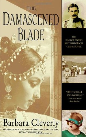 The Damascened Blade (Joe Sandilands, #3)
