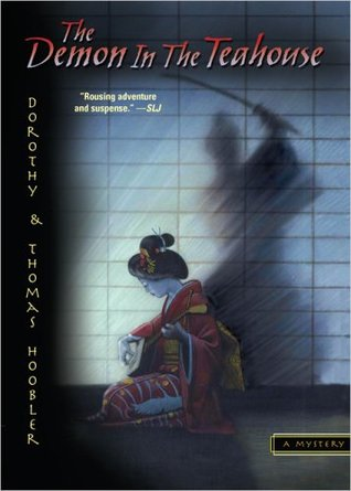 The Demon in the Teahouse (Samurai Detective, #2)