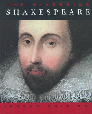 The Riverside Shakespeare by William Shakespeare