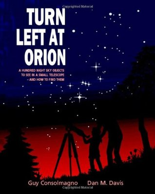 Turn Left at Orion by Guy Consolmagno