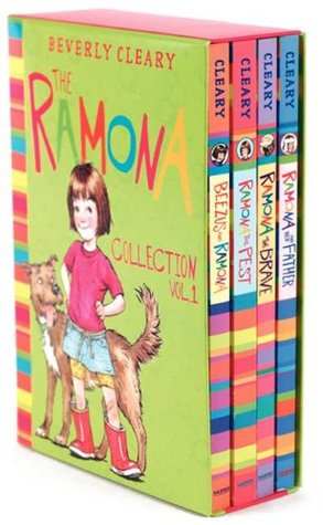 The Ramona Collection, Vol. 1 by Beverly Cleary