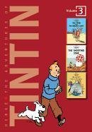 The Adventures of Tintin, Vol. 3 by Hergé