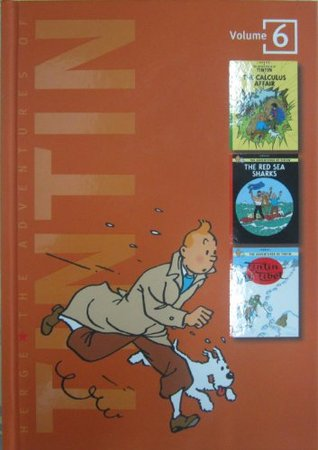 The Adventures of Tintin, Vol. 6 by Hergé