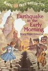 Earthquake in the Early Morning (Magic Tree House, #24)