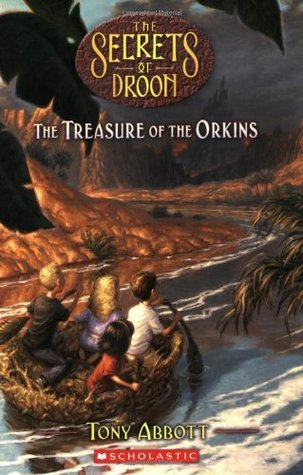 Treasure Of The Orkins by Tony Abbott