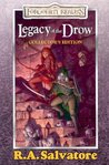 Legacy of the Drow Collector's Edition by R.A. Salvatore