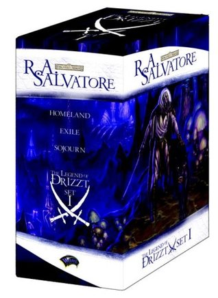 The Legend of Drizzt Boxed Set, Vol. 1 by R.A. Salvatore