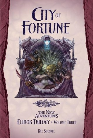 City of Fortune Dragonlance: The New Adventures: Elidor 3