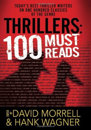Thrillers by David Morrell