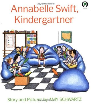 Annabelle Swift Kindergartner by Amy Schwartz