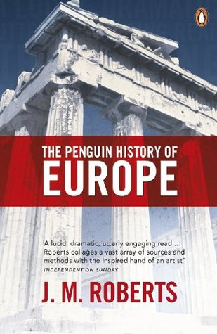Review The Penguin History of Europe DJVU