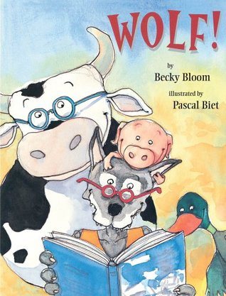 Wolf! by Becky Bloom
