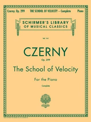 The School of Velocity, Op. 299 (Complete) by Carl Czerny